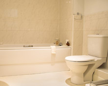 committed bathroom remodeler